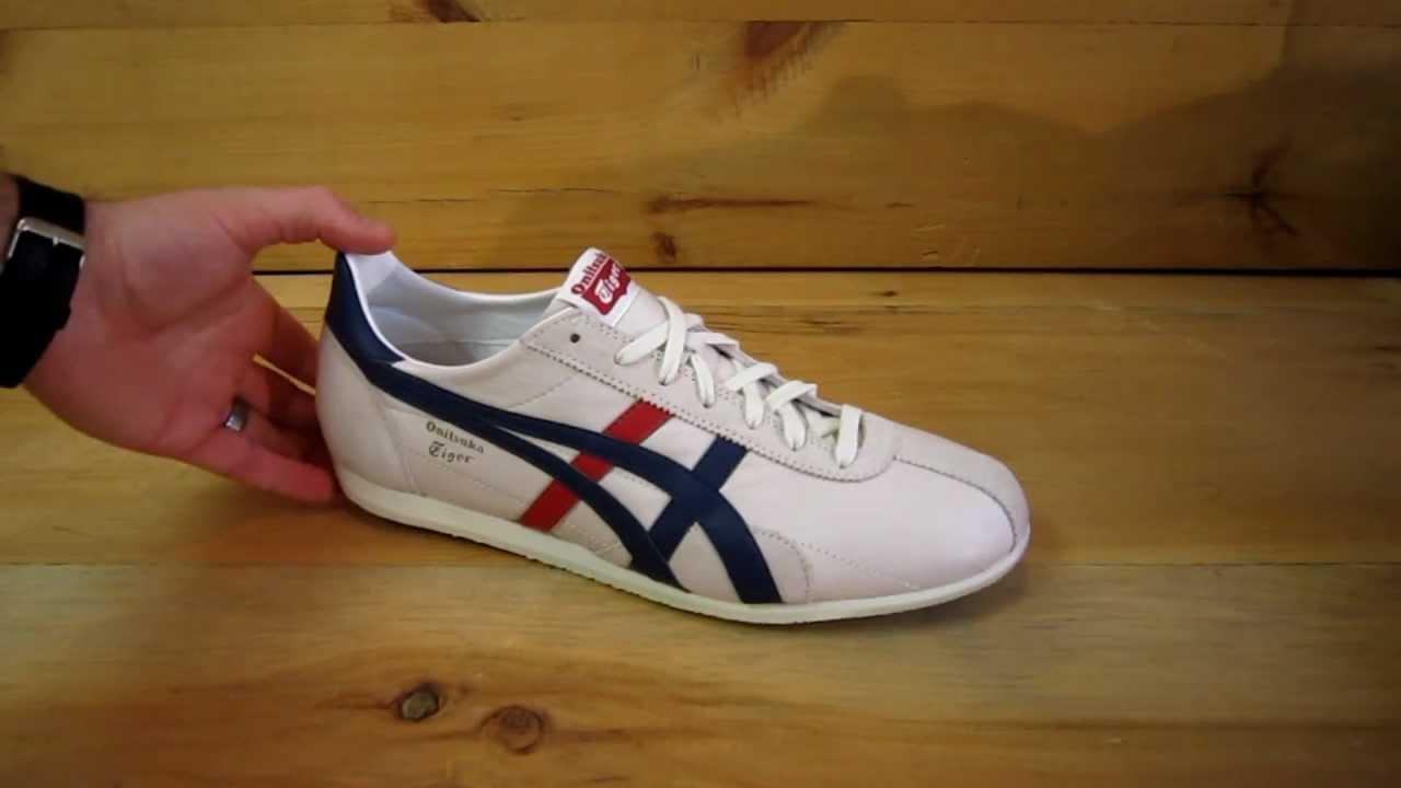 Onitsuka Tiger Runspark LE Shoes Off
