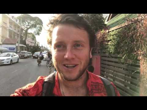 Chiang Mai, Thailand Travel Vlog: Folan Finds Trip Around the World Day 26