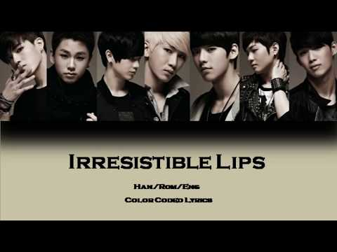 BTOB - Irresistible Lips LYRICS [COLOR CODED HAN|ROM|ENG]