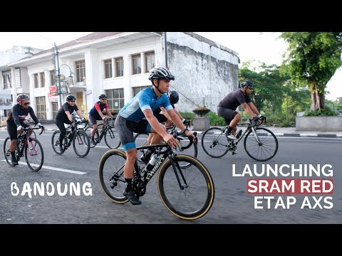 Sunday Coffee Ride Di Bandung ⎜Launching SRAM RED ETAP AXS