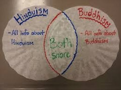 Hinduism Buddhism Venn Diagram Chevy Trucks 4 Door Comparision Bet Vs - Youtube