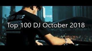 Top 100 DJ October 2018