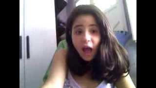 Meu primeiro video :) #Nervosa