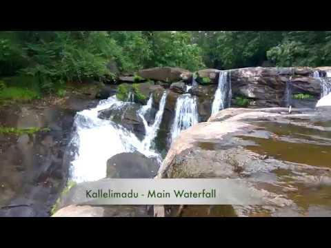 Kallelimadu   Main WaterFall Ernakulam KeralaYatrika
