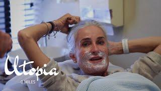 Caroline Labouchere| PRP Facial with Dr. Maurizio Viel