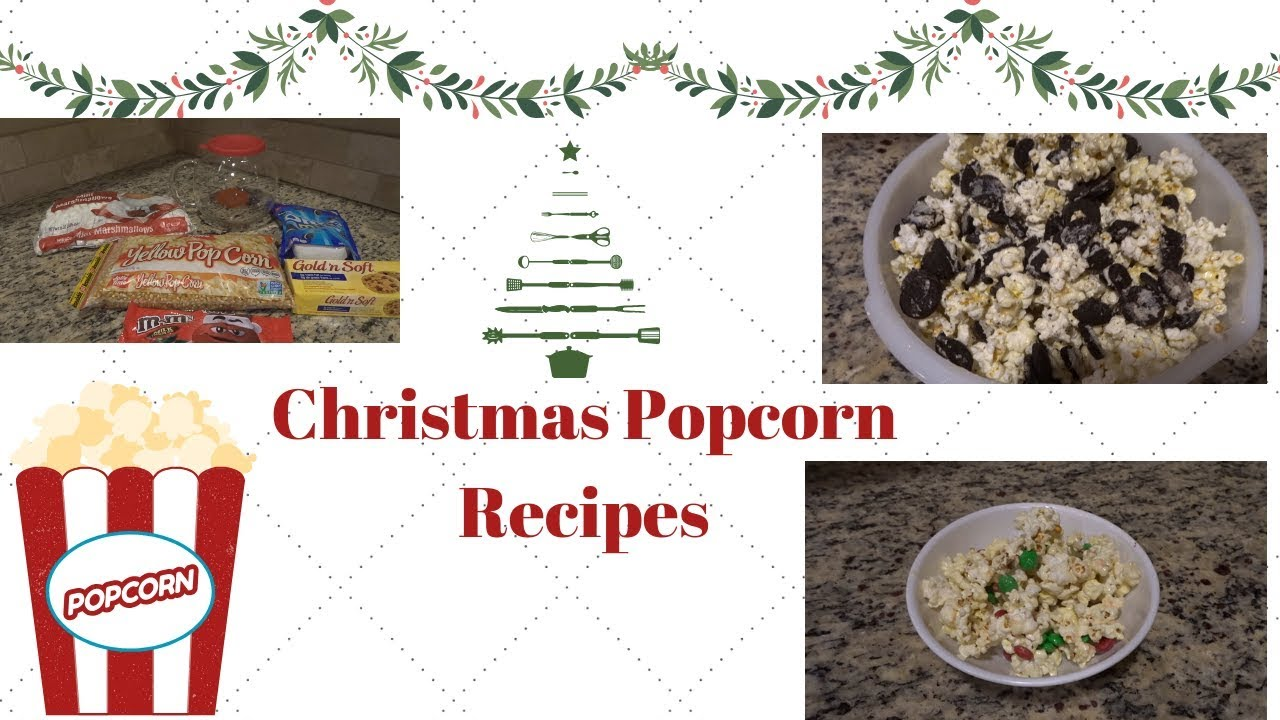 Christmas Popcorn Recipes.Best Holiday Popcorn Recipe Kid Approved Family Favorite