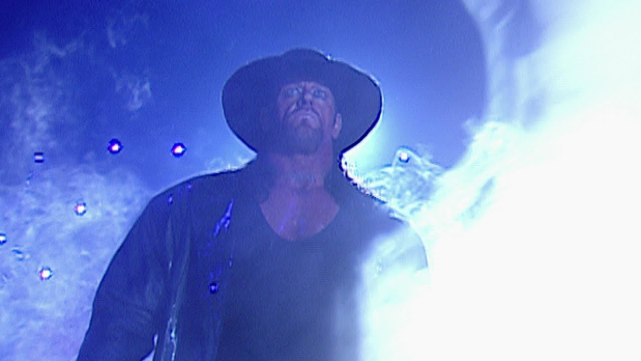 Download FULL-LENGTH MATCH - Raw - The Undertaker and Batista vs. John Cena and Shawn Michaels