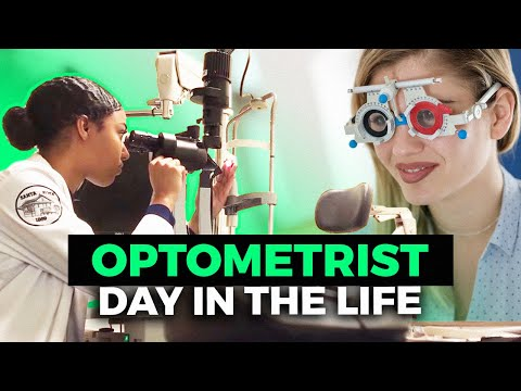 Day in the Life of an Optometry Student