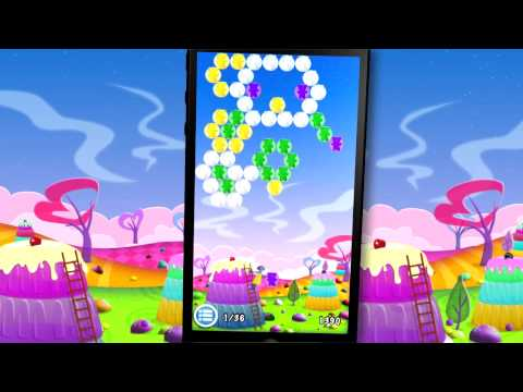 Bubble Shooter Adventures   Play the NEW Jelly Bears Island! Game for iPhone and iPad!