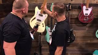 NAMM 2018 - Jennings Guitars
