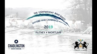 2019 Lightweight Boat Race, brought to you by Varsity Academy and Chadlington