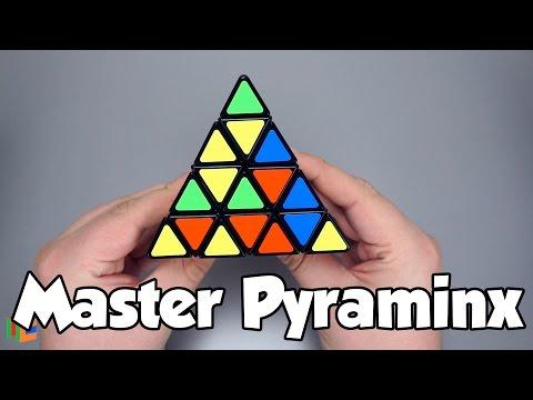 ShengShou Master Pyraminx Unboxing + Solve! | TheCubicle.us