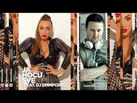 Goga Sekulic Feat. DJ Emmporio - Ja Hocu Sve // Album Ponovo Rodjena 2014