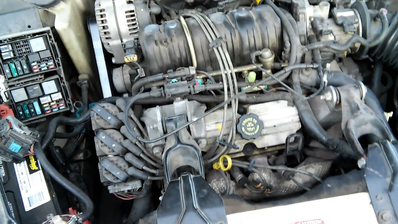 2015 Chevrolet Silverado Fuse Diagram 3800 Series 2 Crank But No Start No Spark Part 2 Youtube