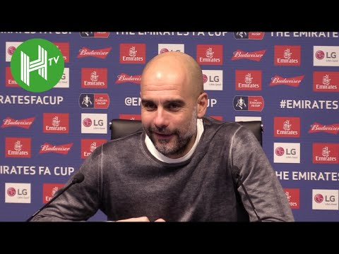 Man City 5-0 Burnley | Pep Guardiola: Kevin De Bruyne is getting back to his best!