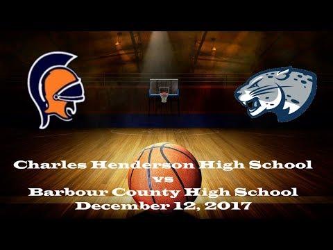 Charles Henderson High School vs Barbour County High School