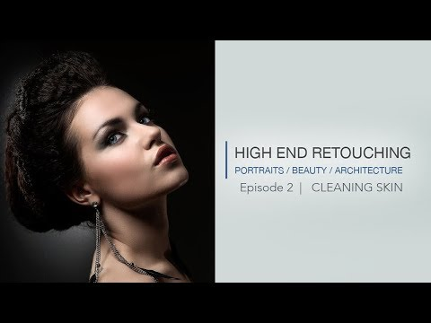 High End Beauty Retouching Episode 2