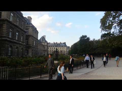 Palais du Luxembourg, París