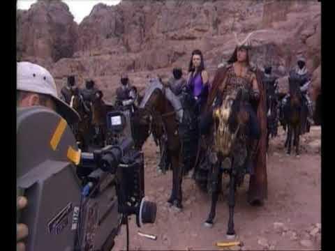 Detras de escena de las peliculas de Mortal Kombat