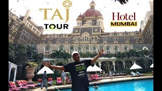 My Experience of 1 Night @ Hotel Taj Mahal Palace Mumbai ! Vlog & Tour