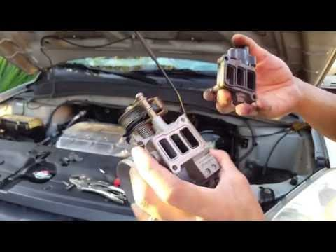 How To change or Clean a Honda Idle Air Control Valve