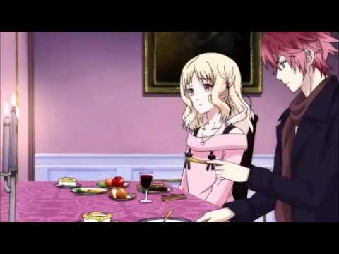 [AMV] Diabolik lovers / Yui - Closer (nightcore )