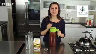 Takeya Flash Chill Iced Tea Maker - Le Cookery Usa