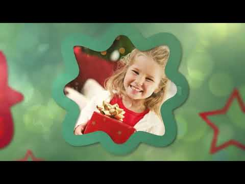 Holiday Photo Tree | After Effects Project Files - Videohive Template