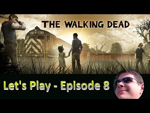 The Walking Dead - Ep.8 - Conspiracies, Murder, Bites and Fights as the Group Begins to Fracture!
