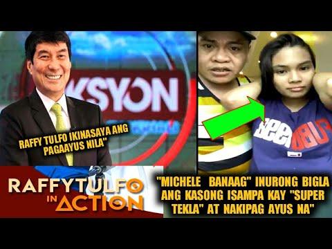 Download Michele  Banaag,nabuking na! inurong bigla ang reklamo kay super tikla,at nakipag ayus na!