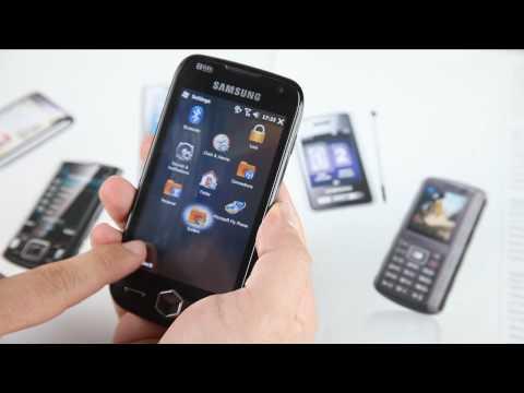 Windows Mobile 6.5 on Samsung Omnia II