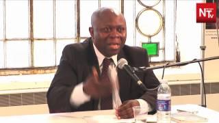 Conférence de Jean-Paul POUGALA - Montréal 22 sept 2012