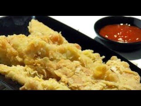 Cara Membuat Telur Dadar Crispy Renyah Kriuk Kriuk #1