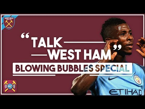 Talk West Ham   Blowing Bubbles Magazine Special