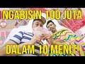 - NGABISIN 100 JUTA DALAM 10 MENIT!