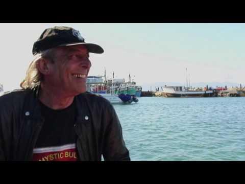 Anton Goosen  –  Die seewater is blou