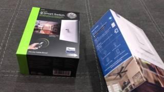 GE EZ Smart Switch vs TP-Link Smart Wi-Fi Switch