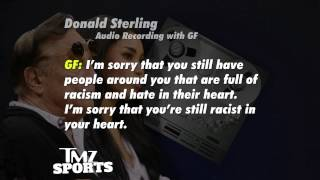 Repeat youtube video Donald Sterling Racist Recording