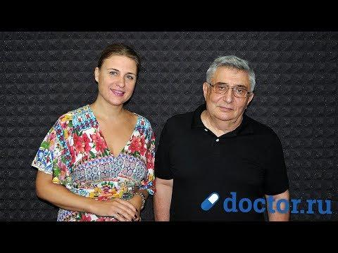 Оториноларингология с доктором Осипенко. Длительно протекающее воспаление лобной пазухи