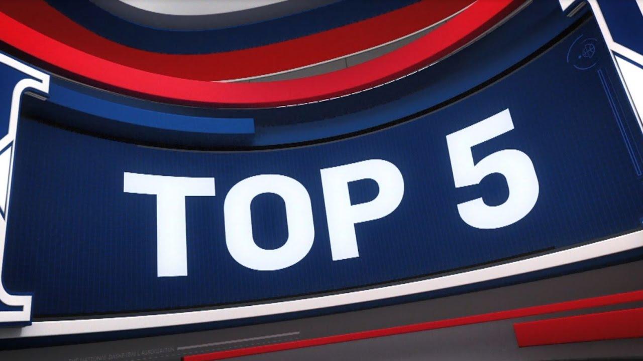 Top 5 NBA Plays of the Night: April 22, 2017