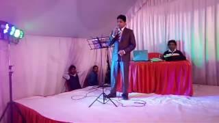 Tu meri meri zindagi hai in karaoke track by Sining ajay choudhary