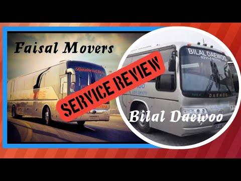 Bilal Daewoo VS Faisal Movers/Service Review