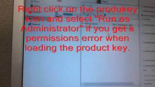 How To Recover a Windows or Office Product Key