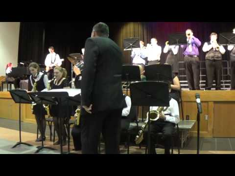 Spencerville High School Jazz Band