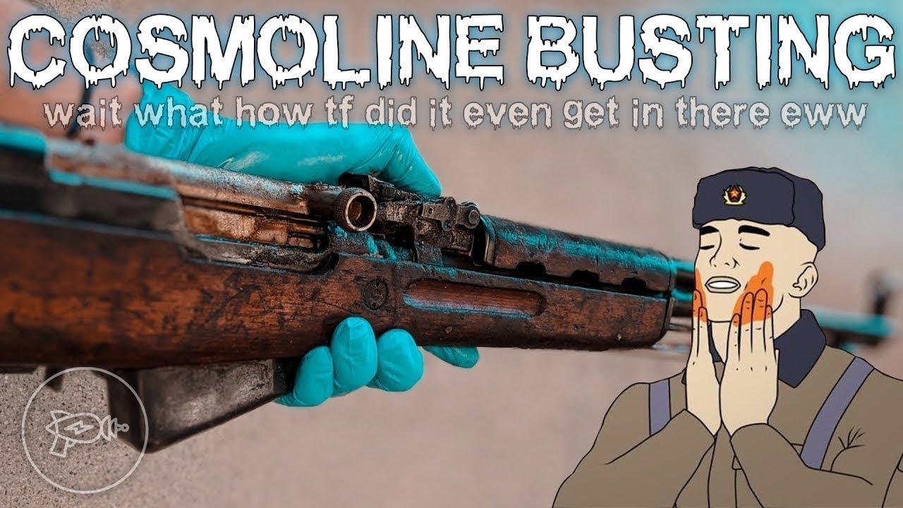Gooey Gat Gunk Bustin' 🧼 Cosmoline Removal 101! [Guide]