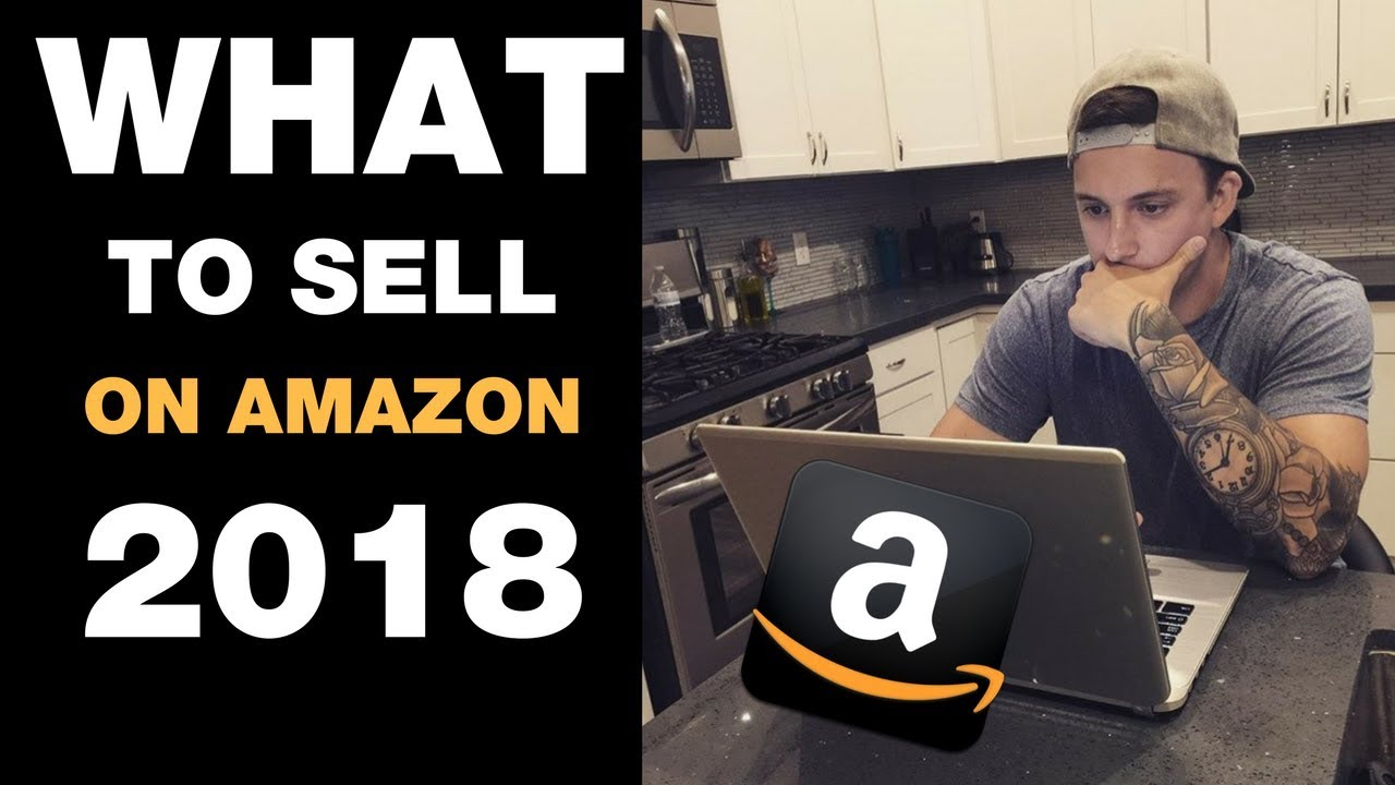 WHAT TO SELL ON AMAZON FBA 2018 - PROBLEM SOLVING PRODUCTS
