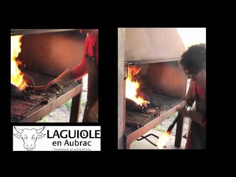 Laguiole Damas Paris Ile Saint Louis