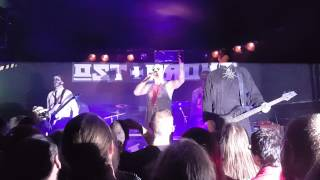 Ost+Front - Sternenkinder Live Leipzig 19.09.2015