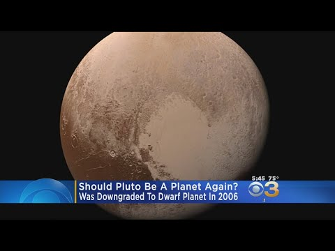 Should Pluto Be A Planet Again?