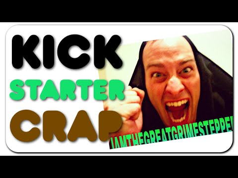 Kickstarter Crap - SKITSOPHONIC TV